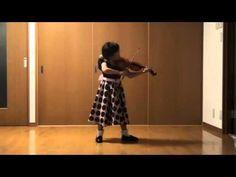 ザイツ/コンチェルト第5番 第3楽章 Seitz Violin Concerto no.5 [Suzuki Violin School Volume 4] See more of this young violinist #from_cellokanchan