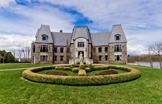 Celine Dion's Montreal home hits the market - $29,655,500