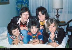 Bay City Rollers Uk Pop Group About 1975 Stock Photo, Picture And Royalty Free Image. Pic. 62150715
