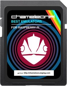CHAMELEONPI | Old computers, classic games, consoles and arcade on our raspberry PI
