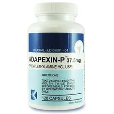 Appetite Suppression: Adapexin-p Diet Pill Better Mood and Energy Weight Loss