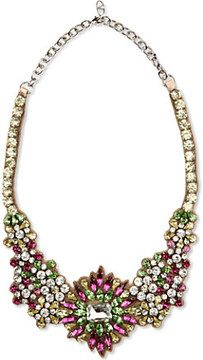 ShopStyle.co.uk: VALENTINO Bejewelled necklace £495.00