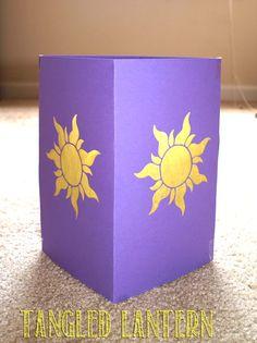 Tangled Star Flower Lanterns Tutorial Moms Saving Money