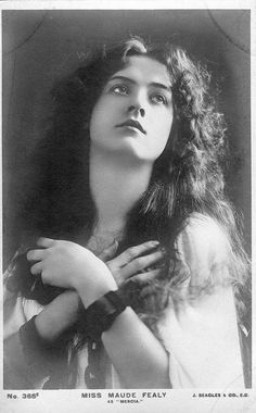 Maude Fealy as Mercia by robfromamersfoort, via Flickr
