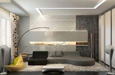 Wohnideen Wohnzimmer Grau Gelb Modern Einrichten Minimalistisches Haus,  Wohnzimmer Modern, Moderne Wohnzimmer