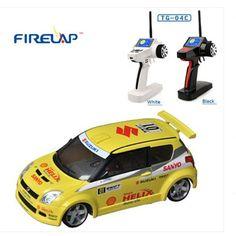 Mini Rc Car Full Time Remote Control Racing Car Electric