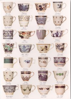 Happy Tea Time, You are able to enjoy break fast or various time periods using tea cups. Tea cups likewise have ornamental features. When you go through the tea cup models, you will dsicover this clearly. Happy Tea, Teapots And Cups, My Cup Of Tea, Tea Cup Saucer, Afternoon Tea, Coffee Cups, Coffee Shop, Mason Jars, Retro