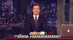 When you're sassy, you're SASSY .(gif) | 20 Signs You Are Actually Jimmy Fallon