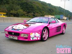 also saving up to buy a car, not a hello kitty one but you know a good one and donations would be awesome if possible.