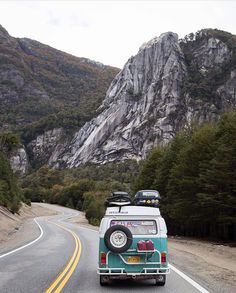 A kombi road trip is on my bucket list along with living in California.
