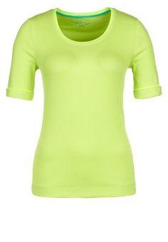 T-shirts basic - grøn