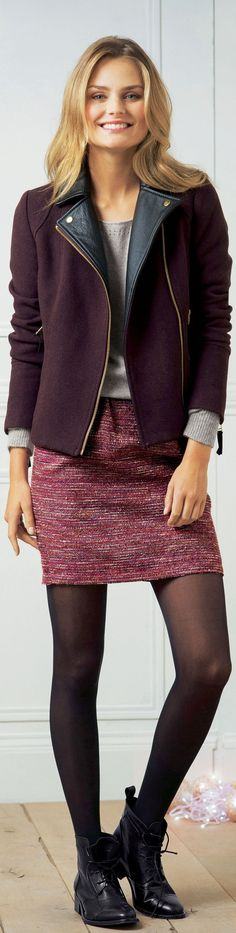 Cute jacket trends for baby boomer women