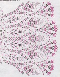 Платье из Перле от Мадам Трикот и сарафанчик с ярусами со схемами. Обсуждение на LiveInternet - Российский Сервис Онлайн-Дневников