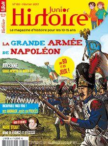 Histoire Junior n° 60 - février 207