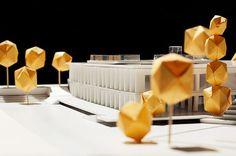 Pequeñeces – origami para maquetas