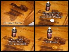 how to clean pet urine from wood floors #stepbystep just tired the