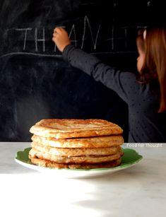 Banana Pancakes, Breakfast, Recipes, Eat, Food, Morning Coffee, Plantain Pancakes, Essen, Eten