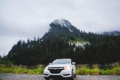 Which sight is more breathtaking, the mountains or the HR-V Crossover? You decide.