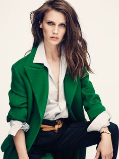 ArtList - Photography - Paul Schmidt - Women - Elle France - Marine Vacth