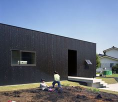 matsuyama architect and associates: house in aira, japan