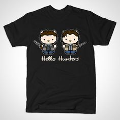 Hello Hunters T-Shirt