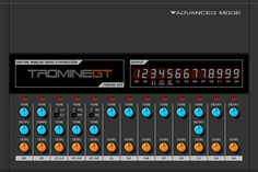 VST Plugins Free - Virtual instruments and effects Roland Tr 808, Pan Pan, Music Software, Drum Machine, Best Apps, Drums, Studio, Music Instruments, Theater
