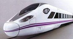 Oaris, la plataforma de alta velocidad interoperable de CAF. Exterior del Oaris diseñado por Integral Design. Ingeniería interior coche de www.integraldesign.es #Railway #HSR
