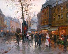Emilio Payes, Paris