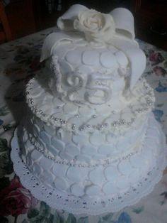 torta anniversario 25°