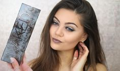 Full Glam Party Makeup Look! NAKED SMOKY PALETTE