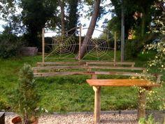 Tom Hare's outdoor 'classroom'