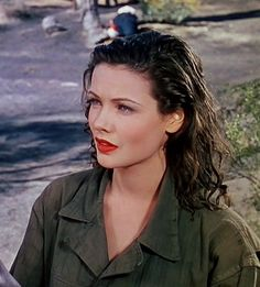 "Gene Tierney in ""Thunderbirds"", 1942"