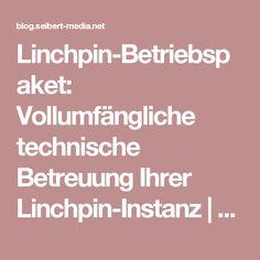 Linchpin-Betriebspaket: Vollumfängliche technische Betreuung Ihrer Linchpin-Instanz   Nachrichten, Tipps & Anleitungen für Agile, Entwicklung, Atlassian Software (JIRA, Confluence, Stash, ...) und //SEIBERT/MEDIA