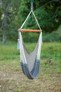 Hey, I found this really awesome Etsy listing at https://www.etsy.com/listing/178577448/striped-cotton-hammock-chair