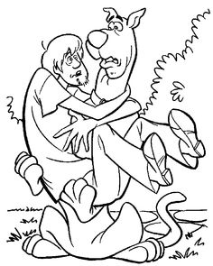 scooby doo colouring pages free printable scooby doo coloring pages for kids