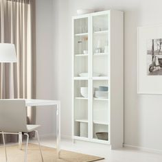 20+ Ikea ideas | ikea, adjustable shelving, glass cabinet doors