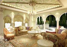 ArtStation - Victorian way of living - Classical Villa, Usmaan Mukhtar