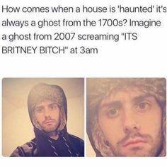Modern ghost