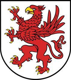 Voivodato della Pomerania Occidentale – Stemma