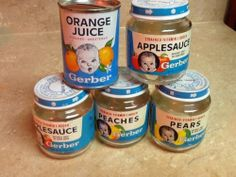 1000 Images About Vintage Baby Food On Pinterest Gerber