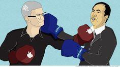 Samsung se burla del Apple pay. - Applelianos