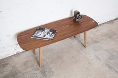 Couchtische - surfboardTable - ein Designerstück von elanandez bei DaWanda