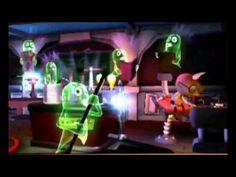 Luigis Mansion Dark Moon Story Trailer