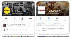 Lidl, Marketing, Facebook