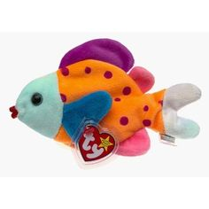 c2922b754f8 Amazon.com  Lips the Fish - MWMT Ty Beanie Babies  Everything Else Ty