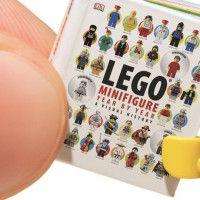 Um mini-livro sobre LEGO para os seus mini-bonecos de LEGO