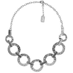 MARIE (Silver) NECKLACE
