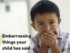 Toddlers swearing is no laughing matter. #BabyCentre Blog
