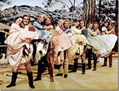 Seven Brides for Seven Brothers - Great movie!!