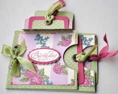 Multi-pocket envelope scrapbook. As insert / envelop pocket tutorial Following Paper trail.  http://m.youtube.com/#/watch?v=RjzRGSevuuQ_uri=%2Fwatch%3Fv%3DRjzRGSevuuQ